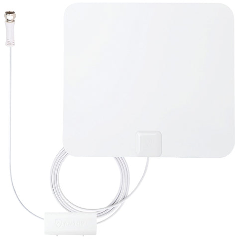 Antop Antenna Inc At-100 Paper Thin Hdtv Indoor Antenna