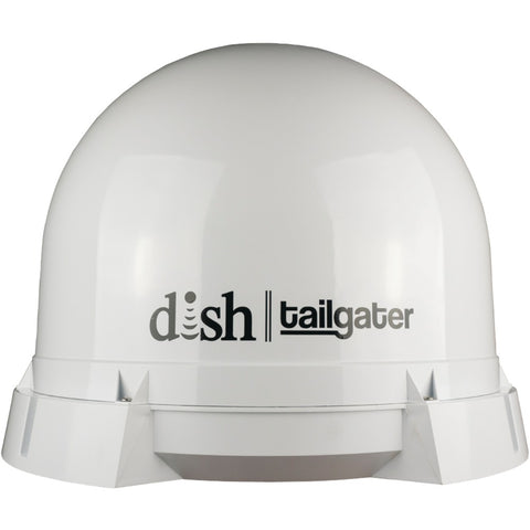 King Dish Tailgater Portable Hd Satellite Antenna
