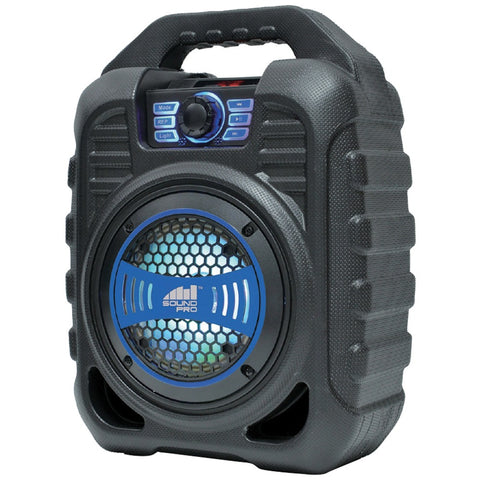 "Naxa 5.25"" Bluetooth Karaoke Party Speaker"