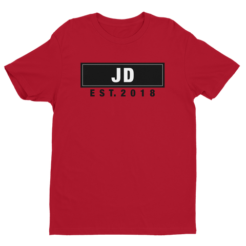 JD Candidate - Men's Law Tee