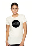 Lawyer In Training Women's Boyfriend Tee - Future Professionals Apparel, LLC.