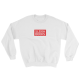 Sleigh Books - Women's Crew Sweatshirt - Future Professionals Apparel, LLC.