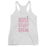 Rosè Study Break - Tank Top - Future Professionals Apparel, LLC.