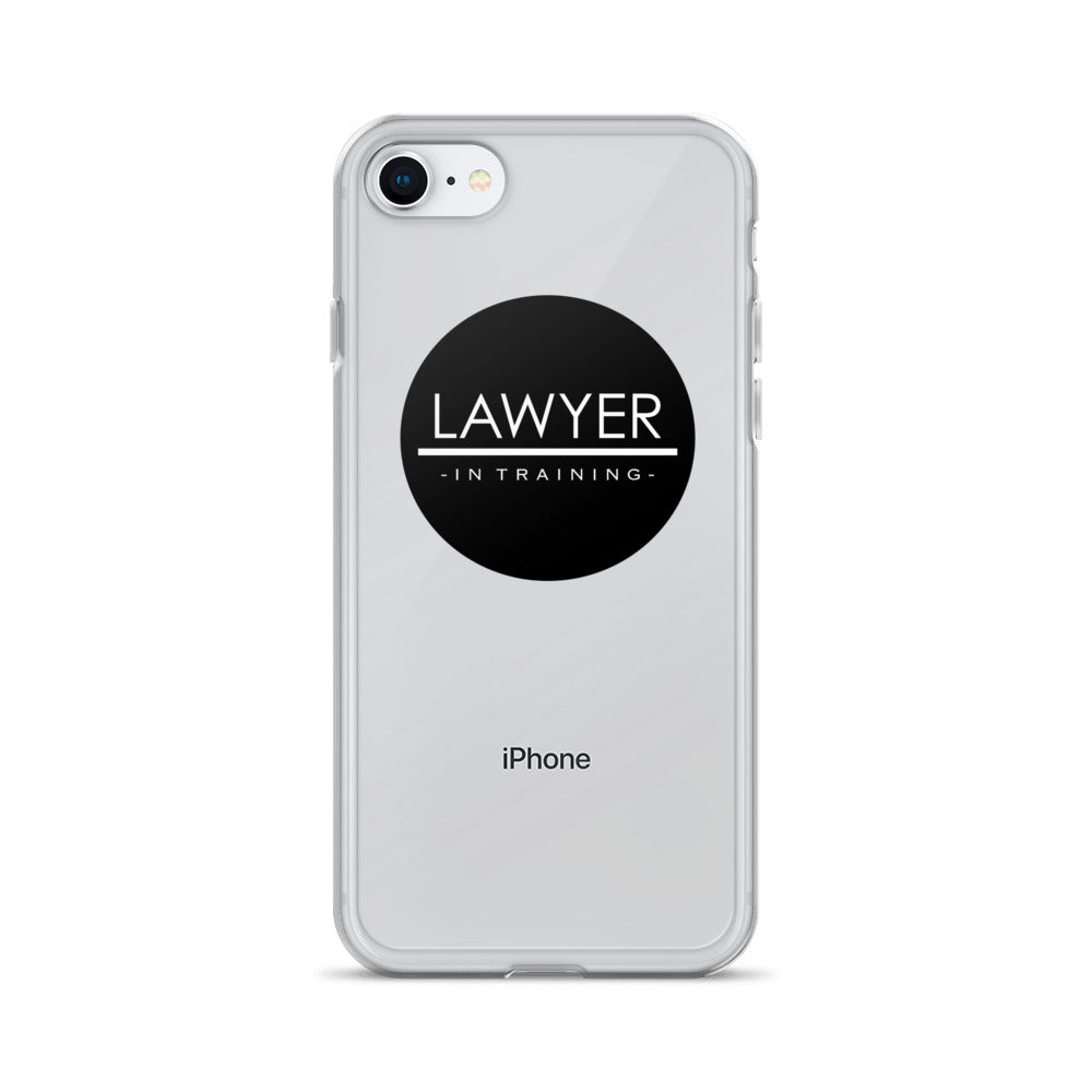 Lawyer In Training iPhone Case - Future Professionals Apparel, LLC.