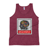 Knowledge is Beautiful - Women's Tank - Future Professionals Apparel, LLC.