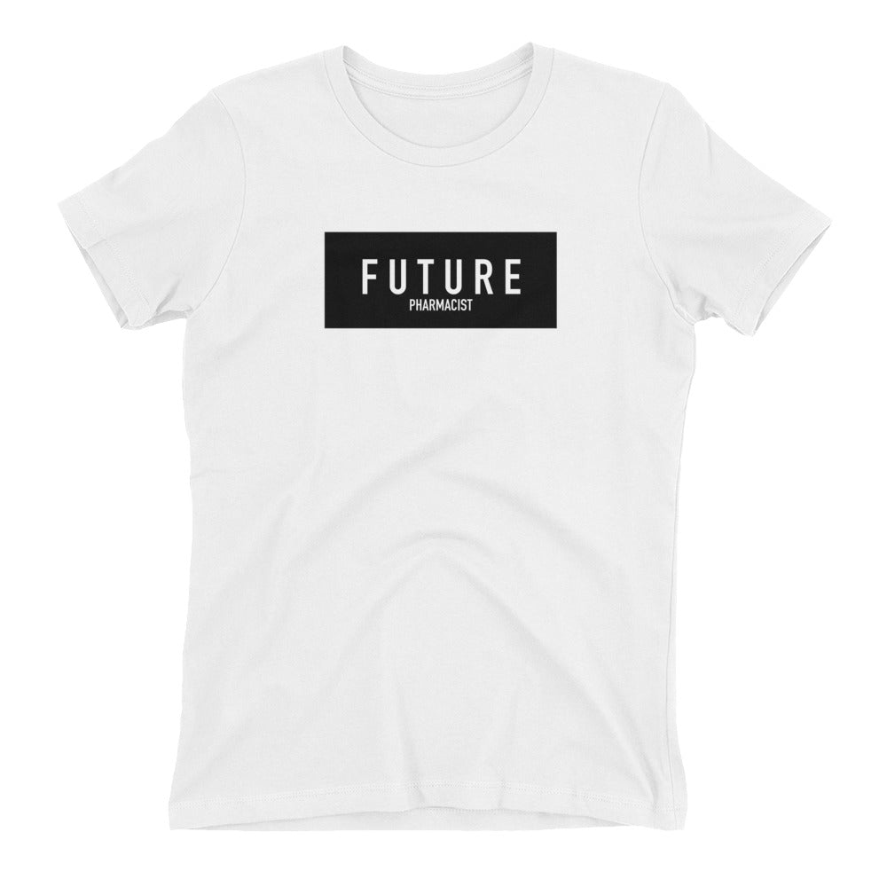 Future Pharmacist Women's Tee - Future Professionals Apparel, LLC.