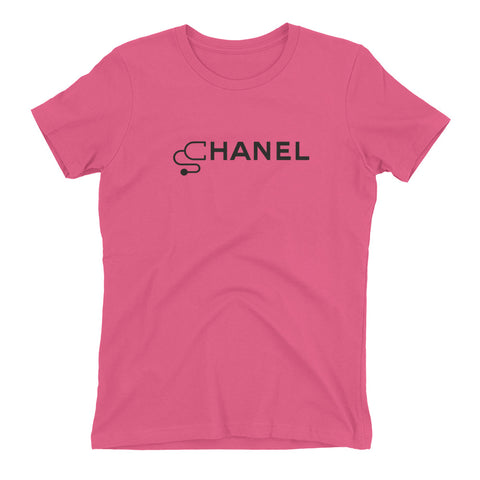 Doctor In Training - Women's Medical Boyfriend Tee