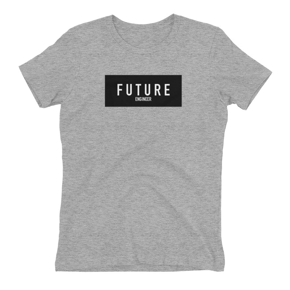 Future Engineer Women's Tee - Future Professionals Apparel, LLC.