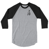 JD Raglan - Women's Law Tee - Future Professionals Apparel, LLC.