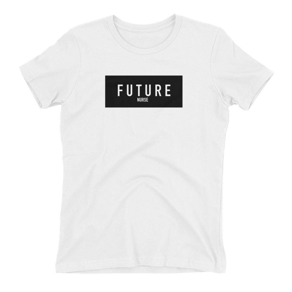 Future Nurse Women's Tee - Future Professionals Apparel, LLC.