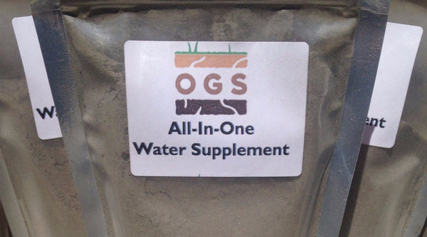 All-In-One Water Supplement