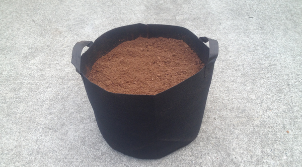 4x 5 Gallon Ready-To-Grow NoTill Pots