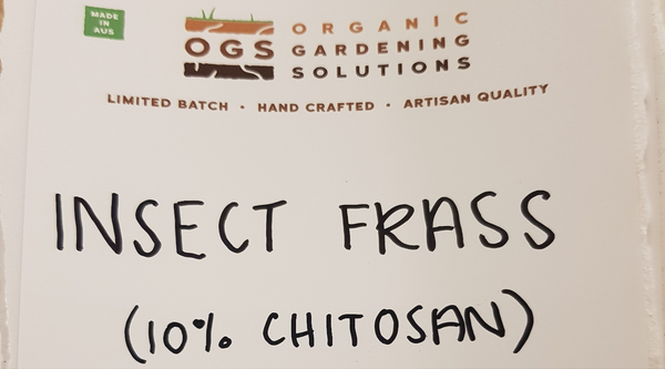 Insect Frass - 10% Chitosan (Water Soluble Chitin)