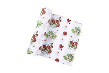 Load image into Gallery viewer, Ohio (Floral) Swaddle Blanket
