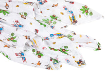 Load image into Gallery viewer, Ohio Baby Swaddle Blanket