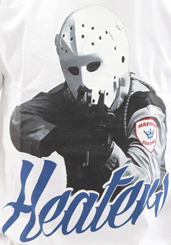 Heat 1995 Hockey Mask
