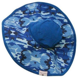 CLEARANCE MoBoleez BF Hat - Camo Baby