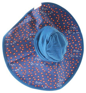 MoBoleez Breastfeeding Hat - Best Nursing Cover Ever: Milky Way - Couture Collection