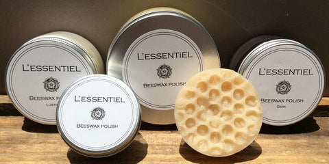 Beeswax Polish and finishing