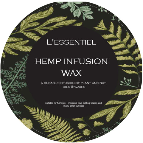 Hemp Infusion wax