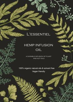 Hemp infusion oil