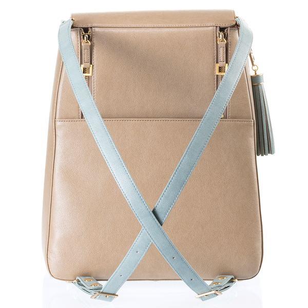 EMMA Sabae-Clear: 2way shoulder bag (BE_SX)