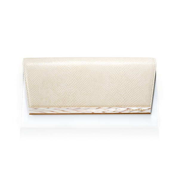 IKULA Sabae-Clear: Evening Clutches (WH_IVSN)