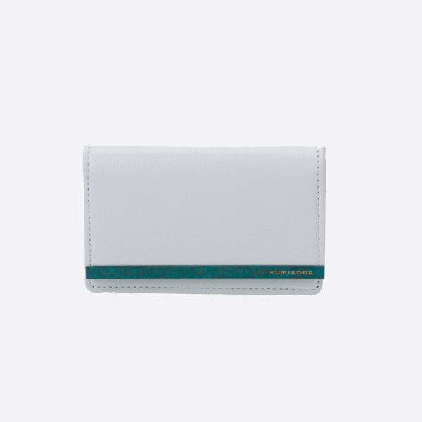 EVA Limited Edition: Card Case Takaoka-Douki  (WH_WH)