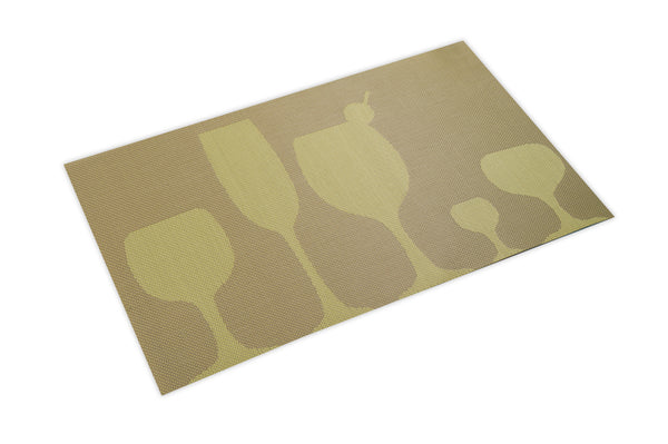Wine 4 Pc. Placemat