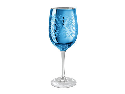BROCADE WINE, 15 OZ., BLUE