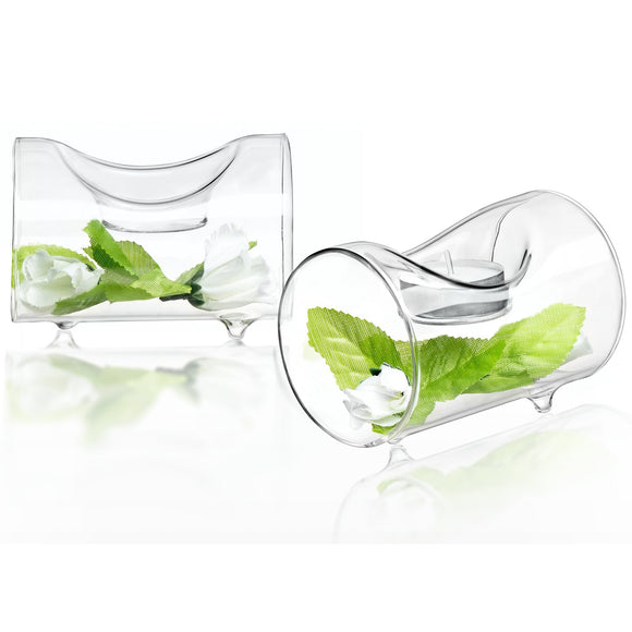 Ambient Tealight Holders - Set of 2