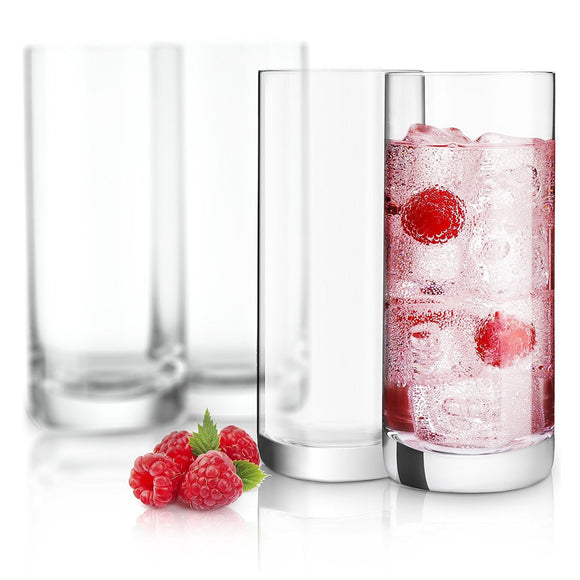 Stella Highball Glasses - 14.2 oz - Set of 4