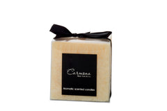 Carmona Aromatic Scented Candle Small Yellow Tea