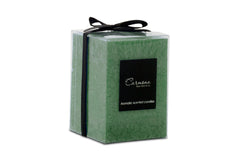 Carmona Aromatic Scented Candle Large Forest
