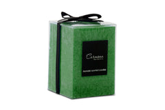 Carmona Aromatic Scented Candle Large Bamboo