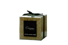 Carmona Aromatic Scented Candle Small Coffee