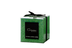 Carmona Aromatic Scented Candle Small Bamboo