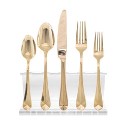 Belvoir Gold 5 Pc Set