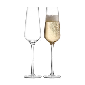 Mielle Champagne Glasses - 8.2 oz - Set of 2