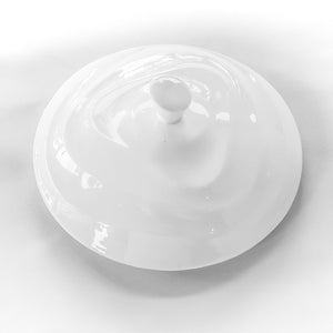 Ripple Covered Bowl - Cover