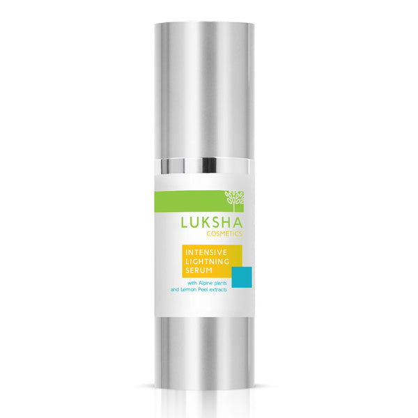 Intensive Lightening Serum with Alpine plants and Lemon Peel extracts
