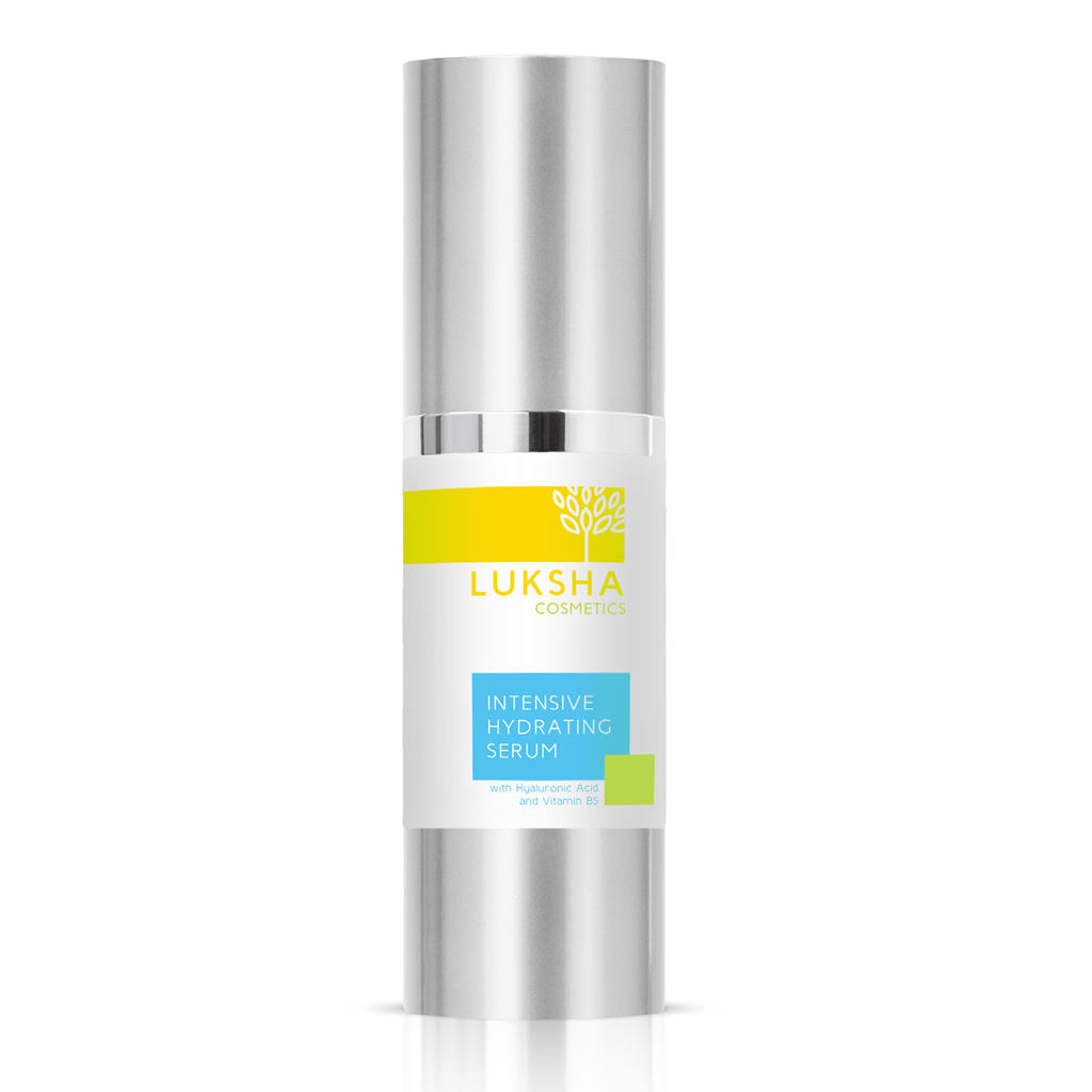 Intensive Hydrating Serum with Organic Edelweiss, Hyaluronic Acid and Provitamin B5.