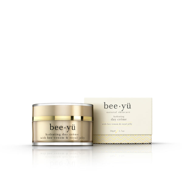 day creme, manuka honey, royal jelly