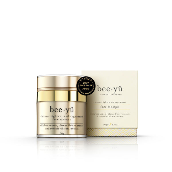 bee yü Cleanse, Tighten & Regenerate Face Masque 50g