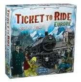 Ticket to Ride - Europe - Boardom Games
