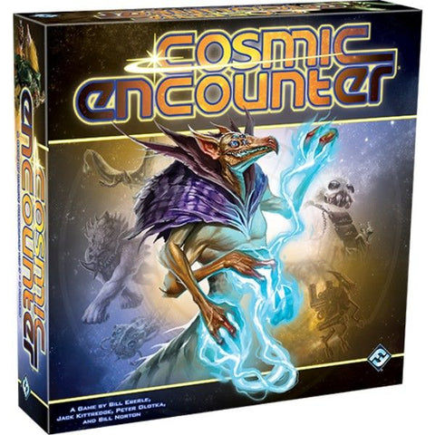 Cosmic Encounter - 42nd Anniversary Edition - Boardom Games