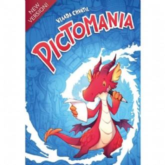 Pictomania - Boardom Games