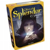 Splendor: Cities of Splendor Expansion - Boardom Games