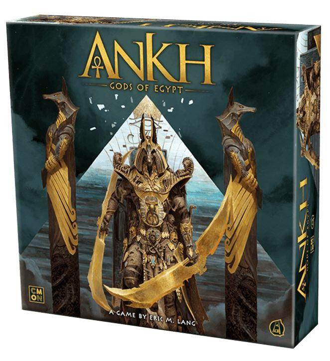 Ankh Gods of Egypt