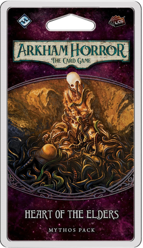 Arkham Horror LCG - Heart of the Elders Mythos Pack
